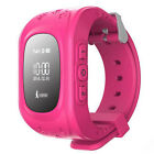Kid Wrist GPS Tracker Real-time Positioning Tracker Watch SOS