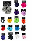 2pc Small Cotton Scrunchy Scrunchie Ponytail holder Ouchless