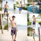 New Men's Fashion Surf Boardshorts Summer Sports Beach Swimming Pants L/XL/XXL