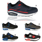 MENS TRAINERS CASUAL LACE GYM RUNNING WALKING BOYS SPORTS SHOES BOYS SIZE 6-12