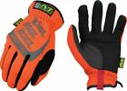 MECHANIX FAST FIT GLOVES ORANGE