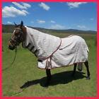 LOVE MY HORSE 5'0 - 6'6 Poly Cotton Ripstop Summer 280g Rug Neck + Tail Bag