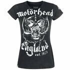 Motörhead  Maglia donna - Black Premium by EMP Signature Collection
