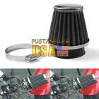 US Stock  Universal 3 1/4 inch Intake Air Filter For YZF R1 R6 FZ8 GSXR600 1000 $4.84 USD