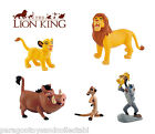 BULLYLAND DISNEY LION KING FIGURES - Choice of 5 figures - Great cake toppers