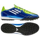 adidas F 10 TRX TF TURF  2012 Soccer Shoes Ade. Blue / White / Slime Brand New