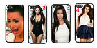 Kim Kardashian iPhone 4/4S 5/5S 6 Plus Sony Xperia Z 1 2 3 HTC ONE X Case Cover