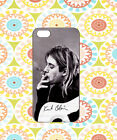 Kurt Donald Cobain Nirvana 27 Ages Case For iPhone iPad Samsung Galaxy Cover 336