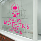 Mothers Day Wall & Window Stickers Mom Mother Decals Shop Window Display A344