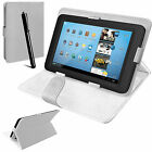 """Universal PU Leather Stand Folio Case Tablet Cover For 9"""",9.6"""",9.7"""",10"""" 10.1"""