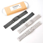 KR-NET Stainless Steel Chain Watch Strap Band for Moto 360 2nd 2015 Men 46mm US