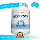 EHP Labs Oxywhey Lean Protein Oxy Whey 30 Serves Chocolate Gluten Free Low Carb
