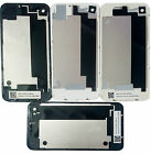 For Apple iPhone 4/4s 100% Brand New Best Quality Back Battery Door Glass Panel
