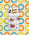 Walt Disney Quote Mickey Mouse Case For iPhone iPad Samsung Galaxy Cover 364