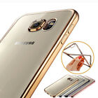 New ! ShockProof Silicone Rubber Clear Case Cover For Samsung Galaxy Models