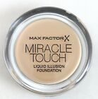 MaX Factor Miracle Touch 11,5 g Liquid Illusion Foundation - Farbauswahl