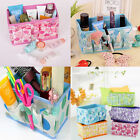 Folding Multifunction Makeup Cosmetic Storage Box Container Case Organizer SALE