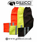 Hi High Viz Vis Visibility PPE Work Wear Safety Over Trousers Waterproof Pants