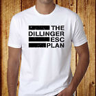 The Dillinger Escape Plan Metal Band Mens White T-Shirt Size S-3XL Free Shipping