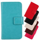 Flip Wallet Custodia Cover Pelle Protettiva Case Per NGM You Color E505 plus 5""