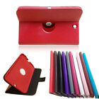 "Rotating 360 Deg Stand Leather Case Cover for Samsung Galaxy Tab 3 7"" P3200 3210"