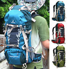 50L High quality Outdoor Sport Travel Hiking Men women Camping frame backpack