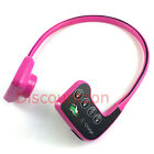 8GB Bone Conduction Open ear Headset Waterproof MP3 Player for Swimming/Running