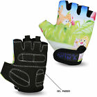 Kids Padded Cycling BMX Childrens MTB Cycle Bicycle Gloves 3S SPORTS