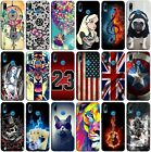 CUSTODIA COVER CASE MORBIDA IN TPU SILICONE PER HUAWEI P20 LITE FANTASIE CD