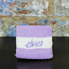 Etnies wrist/sweat bands great for the Gym/Squash/Tennis in Purple