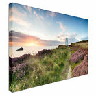 Pepperpot Lighthouse Cornwall Canvas Wall Art prints high quality