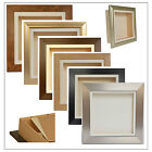 "3D 2"" Deep Box Picture Frame Display Memory Box Medals Memorabilia Flowers etc"
