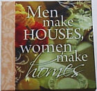 H&H Canvas Art Magnets with Sentimental Quotes on your Fridge ideal gift