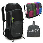 High quality outdoor Sport Travel  35L Backpack special folder bag for men women