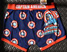 Captain America Pants Mens HIPSTER Boxer Briefs Underwear Marvel NEW Sizes S-XXL