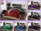 NBA Licensed 7 Piece Full Comforter Shams Sheets Bed Set In A Bag - Choose Team