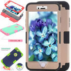 """Full-Body Hybrid  Rugged Shockproof Case Cover for 5.5"""" Apple iPhone 6/6S Plus"""