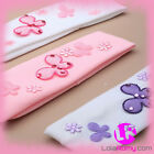 Child Butterfly Motif Bandeau pink/white lilac/white and pink Hair Accessories