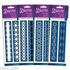 Crafters Companion Die'sire Ribbon Threading Dies - New Range - FREE UK