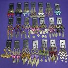 30 x Fashion Chandelier Dangle Handmade Earrings Jewelry Wholesale Accessories -