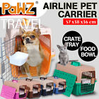 Airline Approved Dog Cat Portable Tote Crate Pet Carrier Kennel Travel Carry Bag