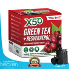 GREEN TEA X50 BY TRIBECCA HEALTH 60 SERVES