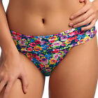 Freya Swimwear Summer Classic Fold Bikini Brief 3717 Indigo Floral VARIOUS SIZES