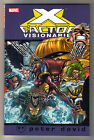 X-Factor Visionaries Peter David Vol 4 SC TPB Marvel X-Men Joe Quesada Jae Lee