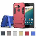 Dual Layer Protection Hybrid Case Shockproof Cover for Google Nexus 5X/6P