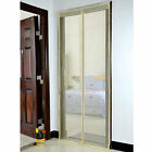 NEW Magic Curtain Door Mesh Magnetic Fastening Hands Free Insect Screen Net