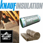 Knauf Earthwool Loft Roll Insulation 44 Combi Cut Various Sizes LOW MINIMUM QTY!