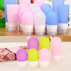 Enticing Silicone Travel Packing Press Bottle for Lotion Shampoo Container MSYG
