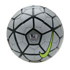 Nike 2015 - 2017 Pitch Premier League Football Size 5 Professional Ball or Pump