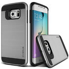 New Hybrid Brushed+TPU Anti-shock Armor Case For Samsung Galaxy S7 / Edge S6 S5